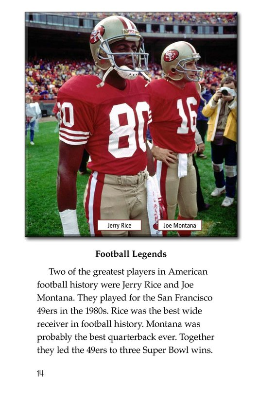 Book Preview For American Football Page 14