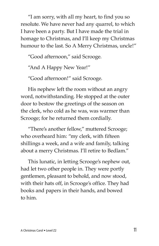 Book Preview For A Christmas Carol (Part 1) Page 11