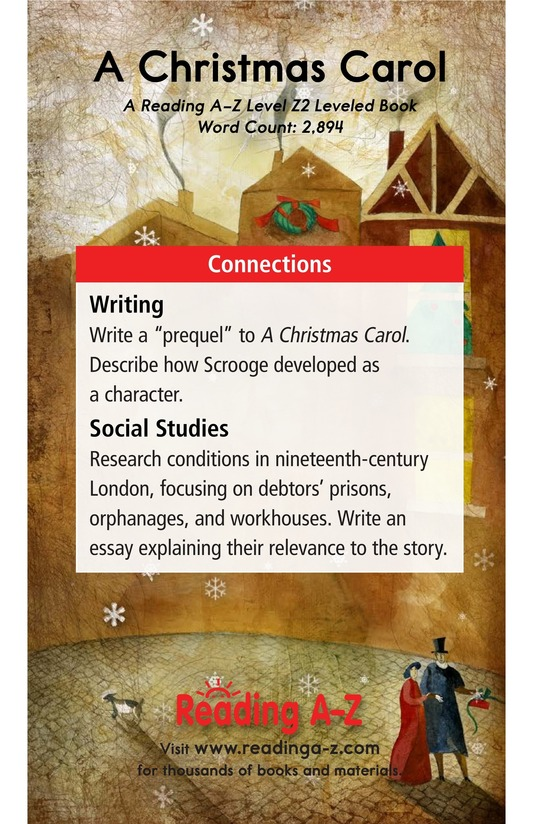 Book Preview For A Christmas Carol (Part 1) Page 21
