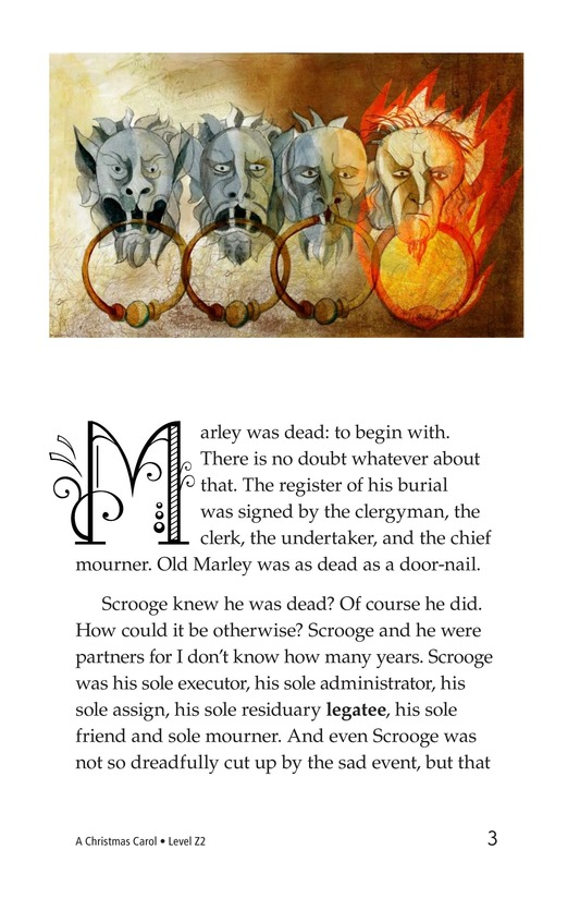 Book Preview For A Christmas Carol (Part 1) Page 3