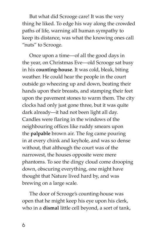 Book Preview For A Christmas Carol (Part 1) Page 6