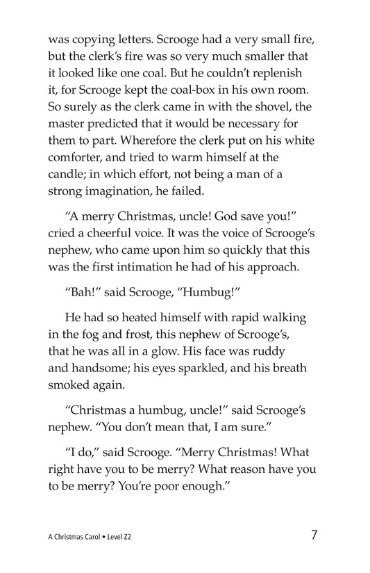 Book Preview For A Christmas Carol (Part 1) Page 7