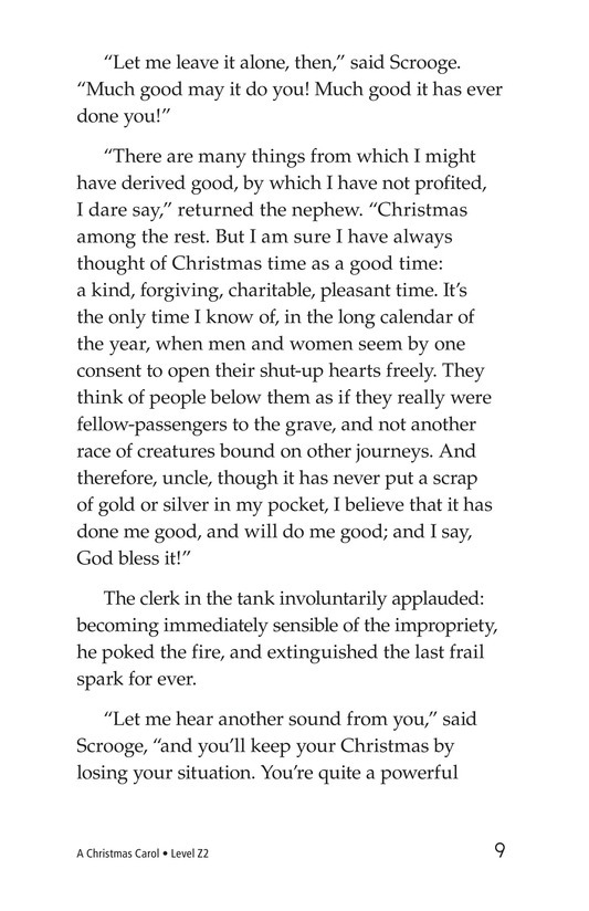 Book Preview For A Christmas Carol (Part 1) Page 9