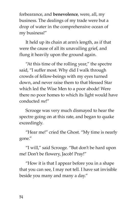 Book Preview For A Christmas Carol (Part 2) Page 14
