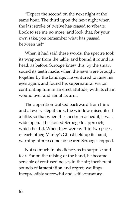 Book Preview For A Christmas Carol (Part 2) Page 16
