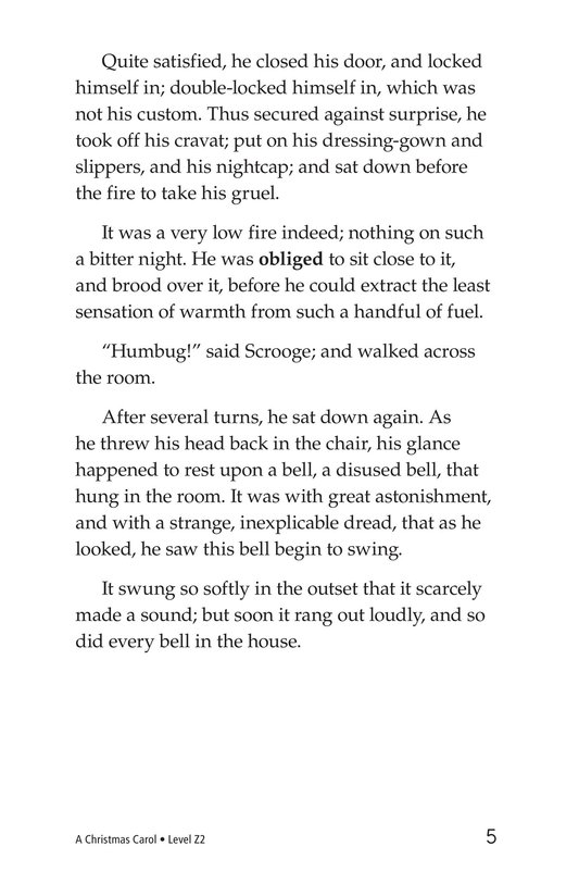 Book Preview For A Christmas Carol (Part 2) Page 5