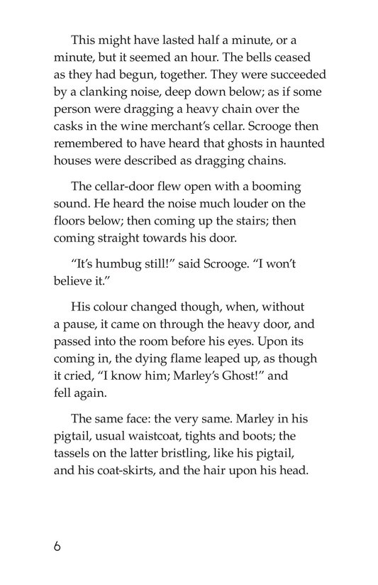 Book Preview For A Christmas Carol (Part 2) Page 6
