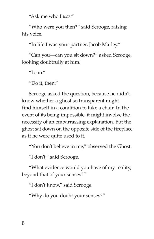 Book Preview For A Christmas Carol (Part 2) Page 8