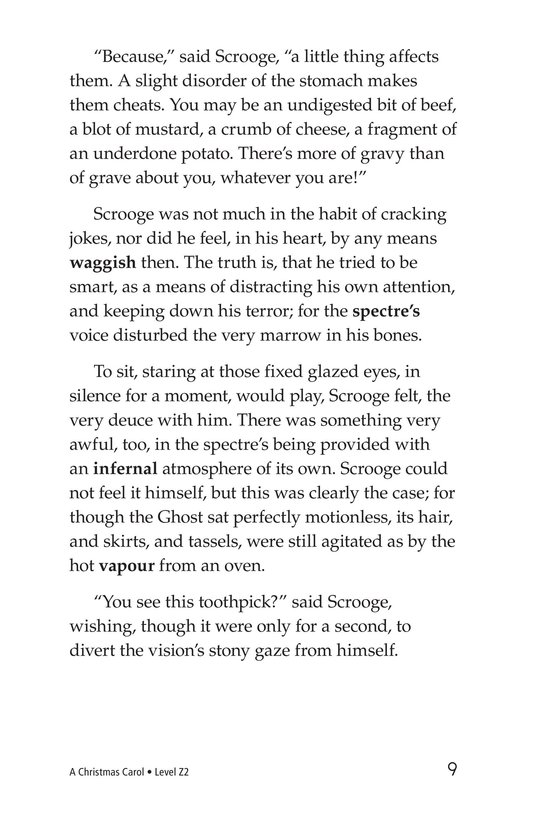 Book Preview For A Christmas Carol (Part 2) Page 9