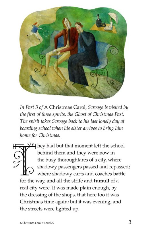 Book Preview For A Christmas Carol (Part 4) Page 3