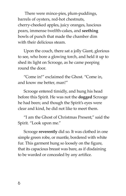 Book Preview For A Christmas Carol (Part 5) Page 6