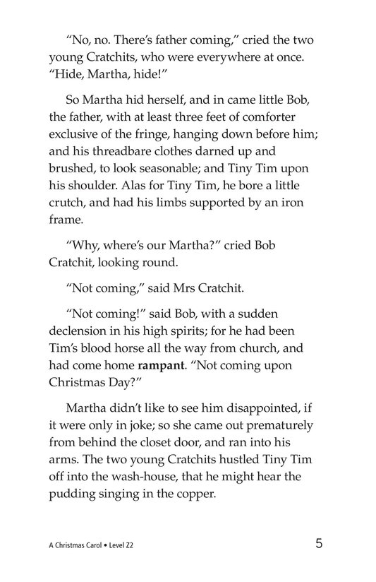 Book Preview For A Christmas Carol (Part 6) Page 5