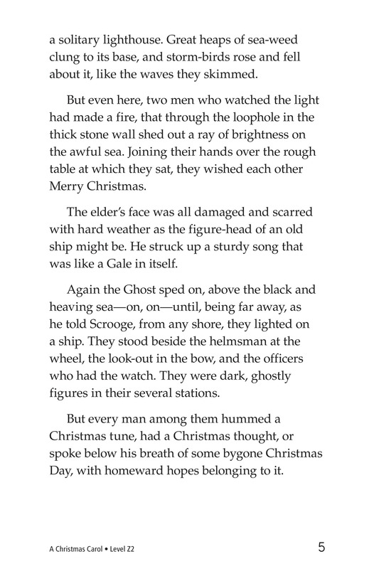 Book Preview For A Christmas Carol (Part 7) Page 5