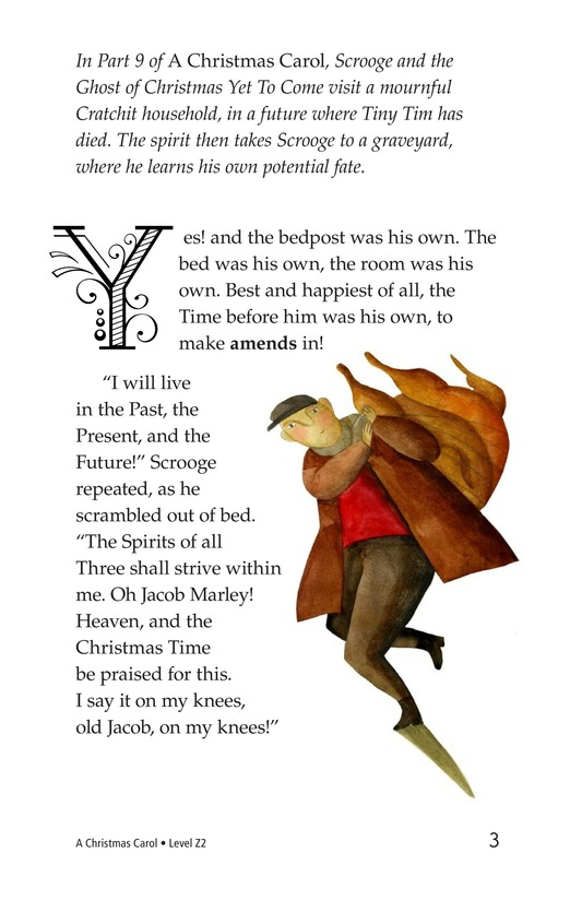 Book Preview For A Christmas Carol (Part 10) Page 3