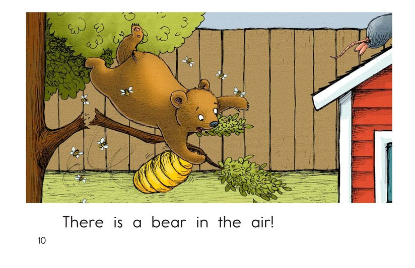 Book Preview For There Is a Mouse in the House Page 10