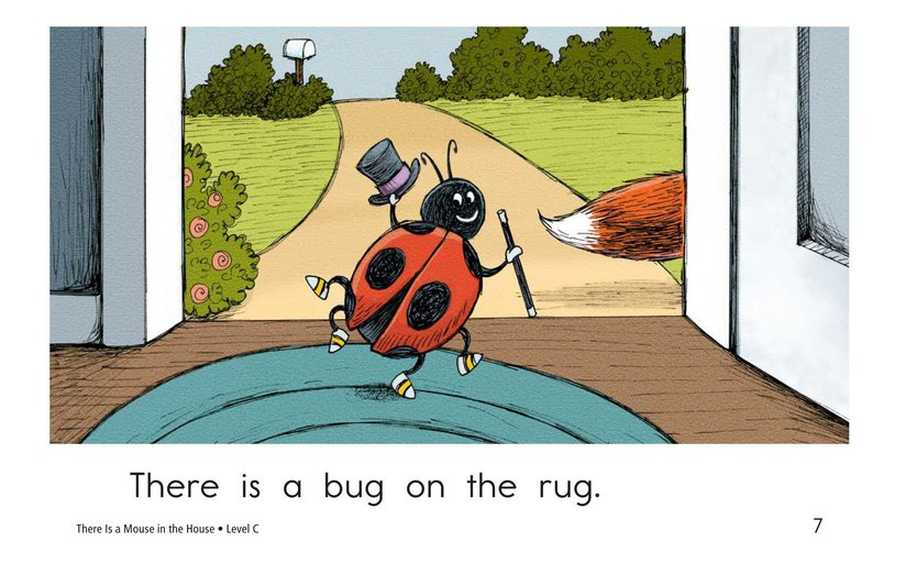 Book Preview For There Is a Mouse in the House Page 7