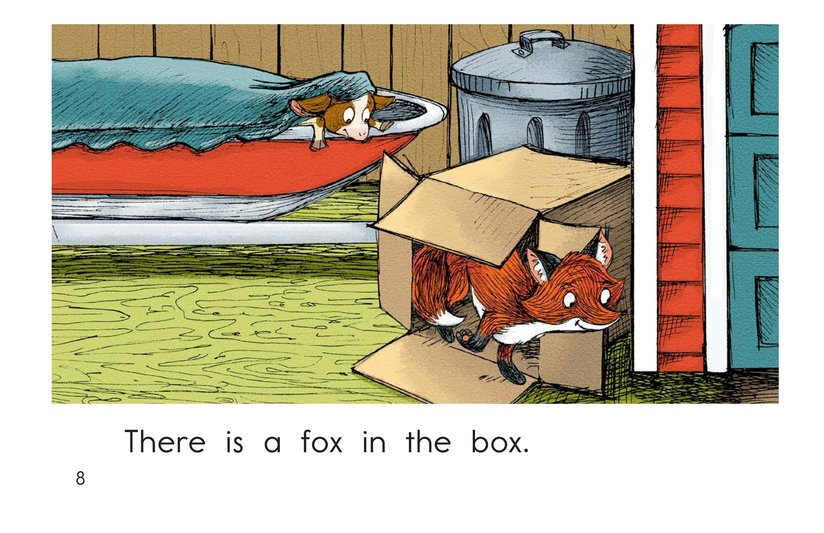 Book Preview For There Is a Mouse in the House Page 8