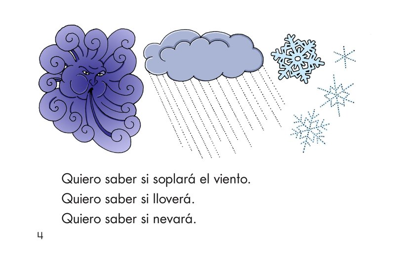Book Preview For How Is the Weather Today? Page 4