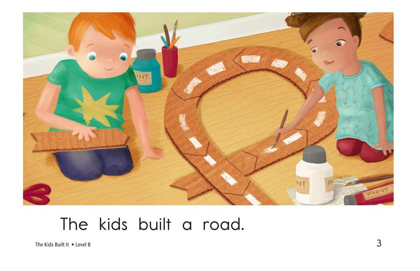 Book Preview For The Kids Built It Page 3