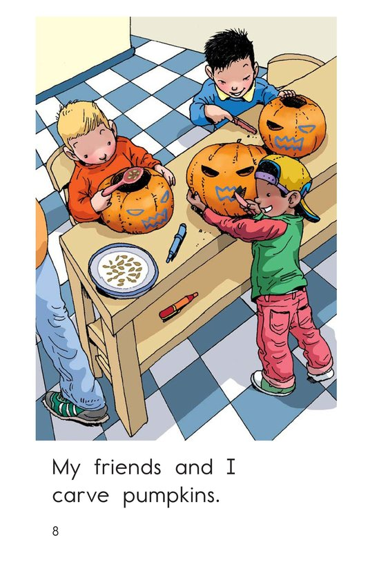 Book Preview For Fall Fun Page 8