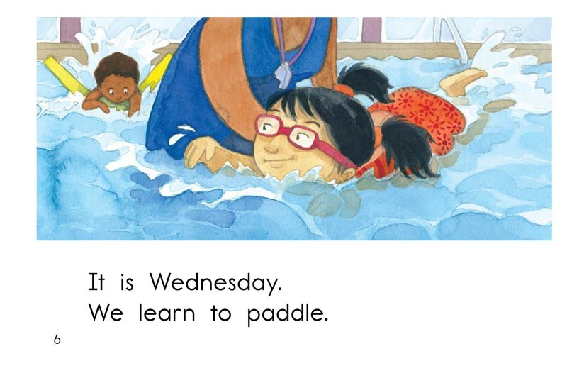 Book Preview For We Learn to Swim Page 6