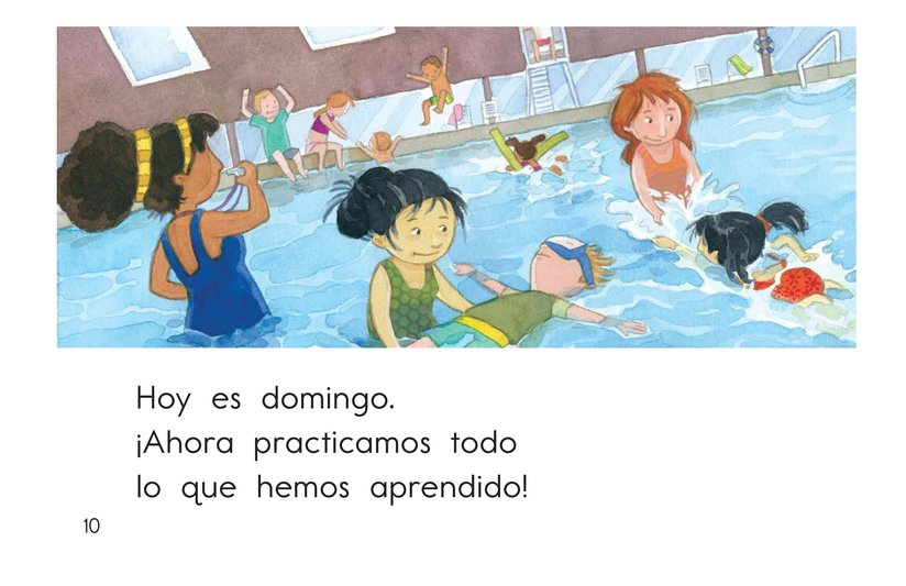 Book Preview For We Learn to Swim Page 10