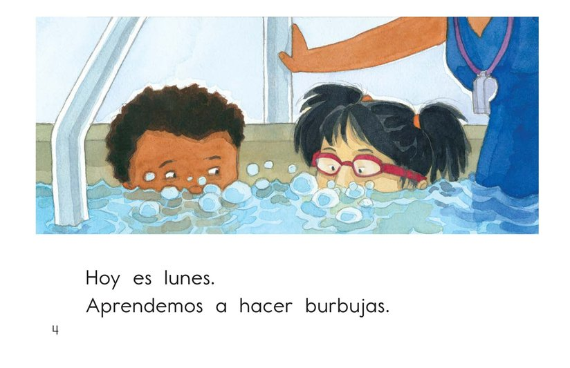 Book Preview For We Learn to Swim Page 4