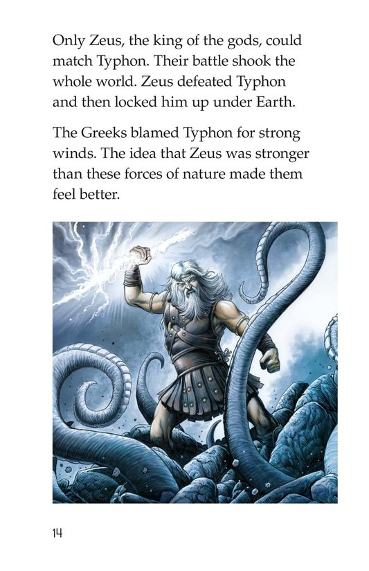 Book Preview For Mythical Creatures of Ancient Greece Page 14