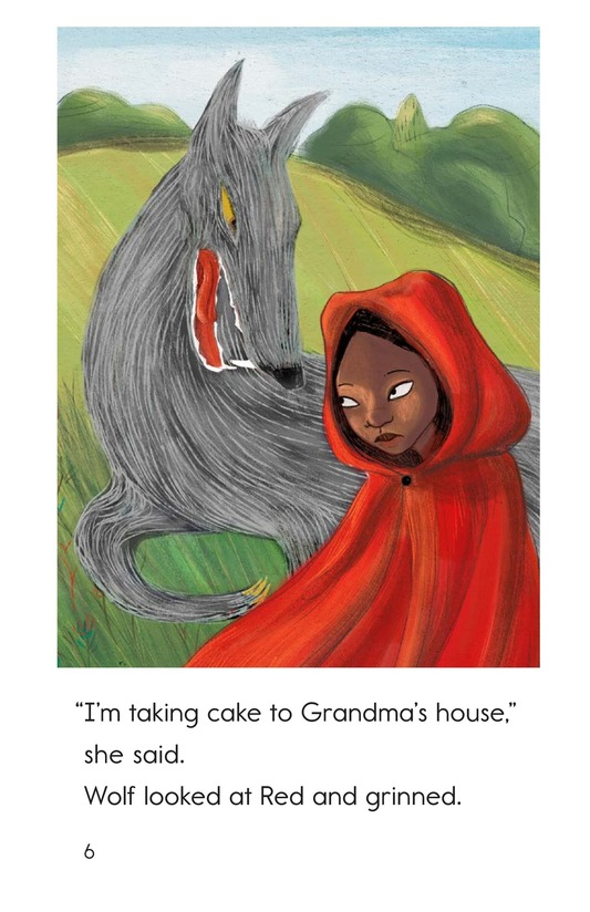 Book Preview For Little Red Riding Hood Page 6