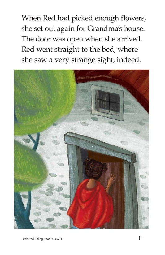 Book Preview For Little Red Riding Hood Page 11