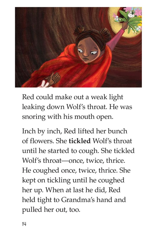 Book Preview For Little Red Riding Hood Page 14