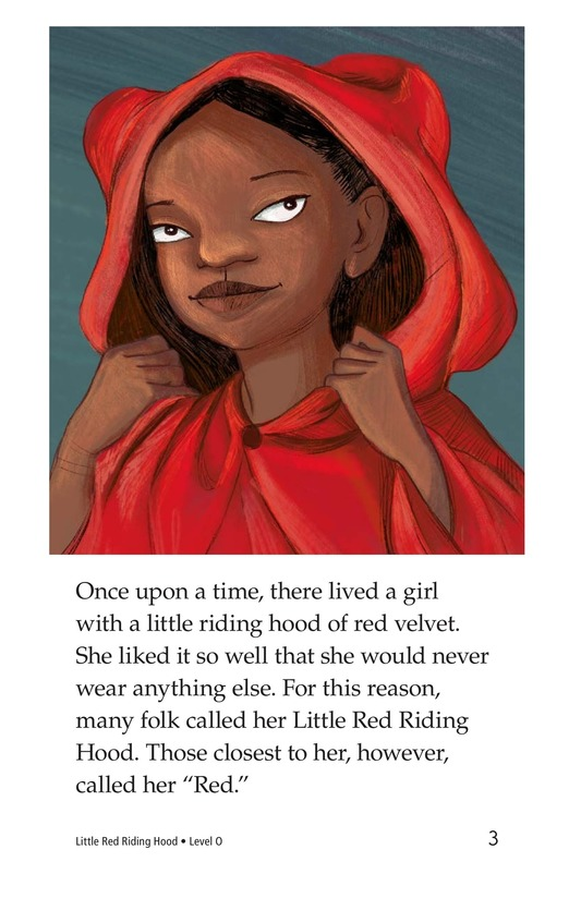 Book Preview For Little Red Riding Hood Page 3
