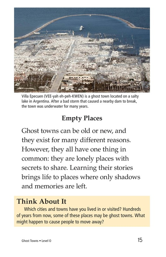 Book Preview For Ghost Towns Page 15