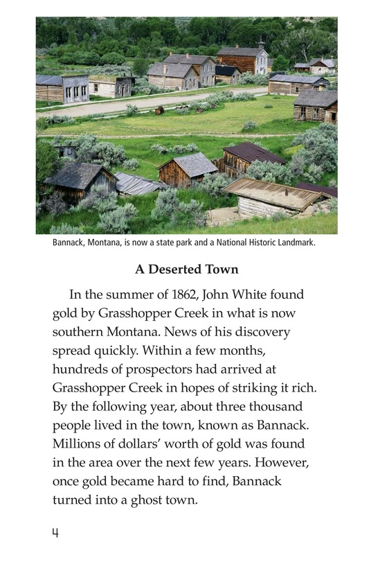 Book Preview For Ghost Towns Page 4