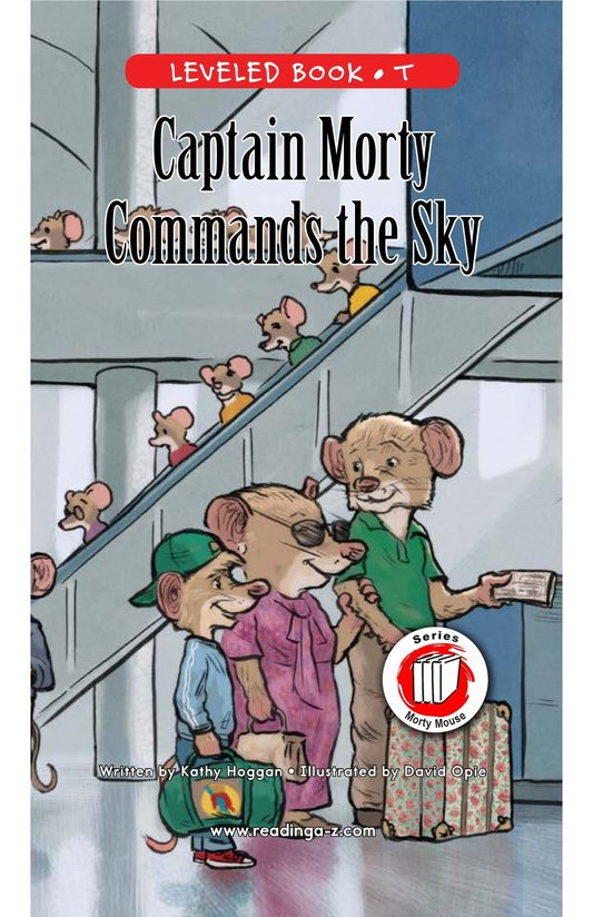 Book Preview For Captain Morty Commands the Sky Page 0