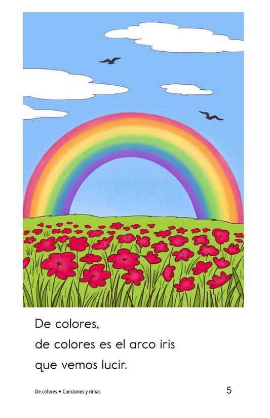 Book Preview For De colores Page 5