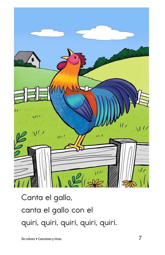 Book Preview For De colores Page 7