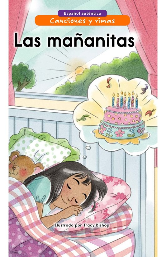 Book Preview For Las mañanitas Page 1
