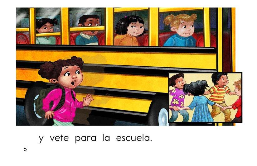 Book Preview For A la rueda, rueda Page 6