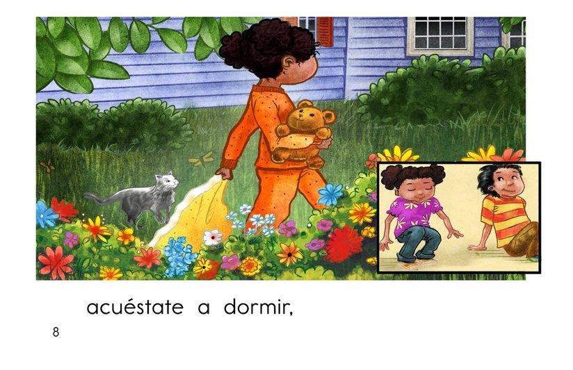 Book Preview For A la rueda, rueda Page 8