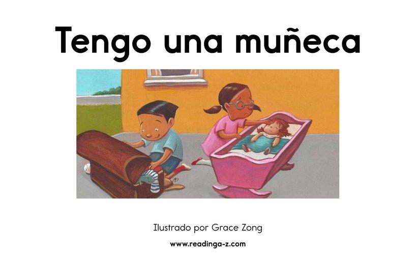 Book Preview For Tengo una muñeca Page 2
