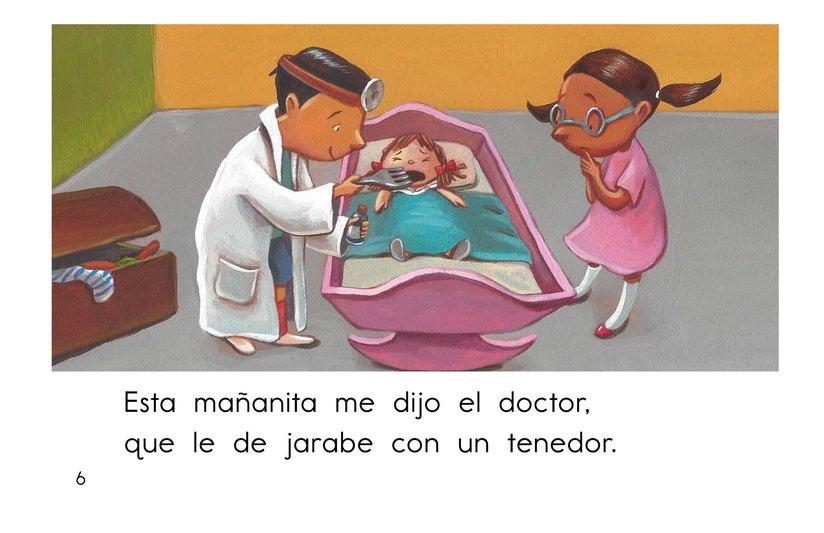 Book Preview For Tengo una muñeca Page 6