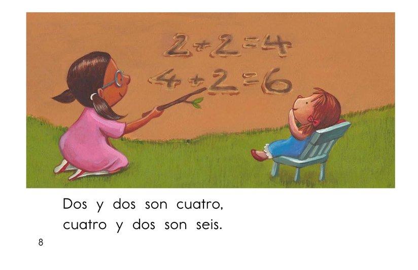 Book Preview For Tengo una muñeca Page 8