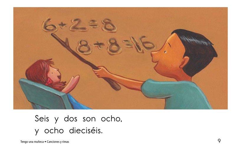 Book Preview For Tengo una muñeca Page 9