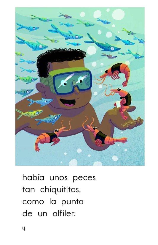 Book Preview For Cuatro camaroncitos Page 4