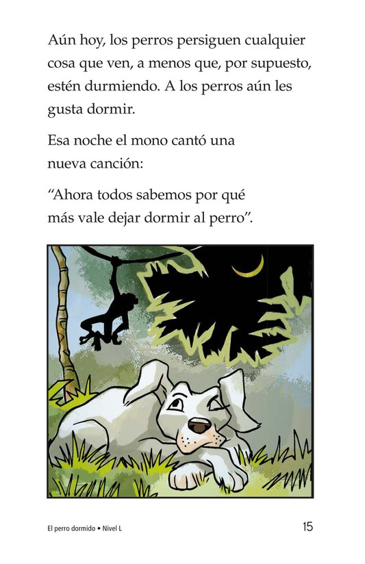 Book Preview For The Sleeping Dog Page 15