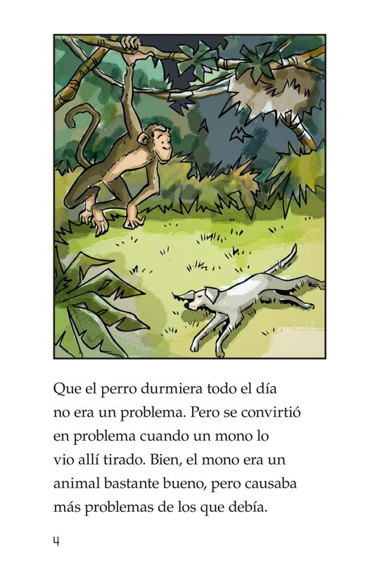 Book Preview For The Sleeping Dog Page 4
