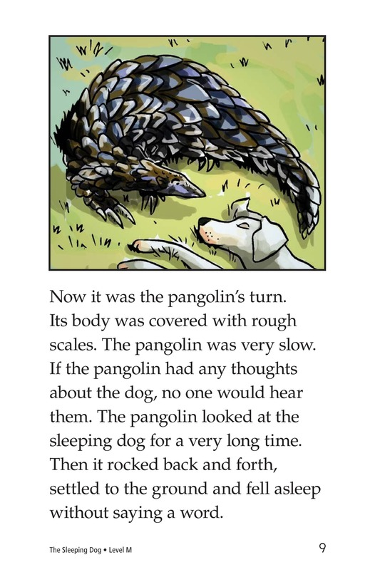 Book Preview For The Sleeping Dog Page 9