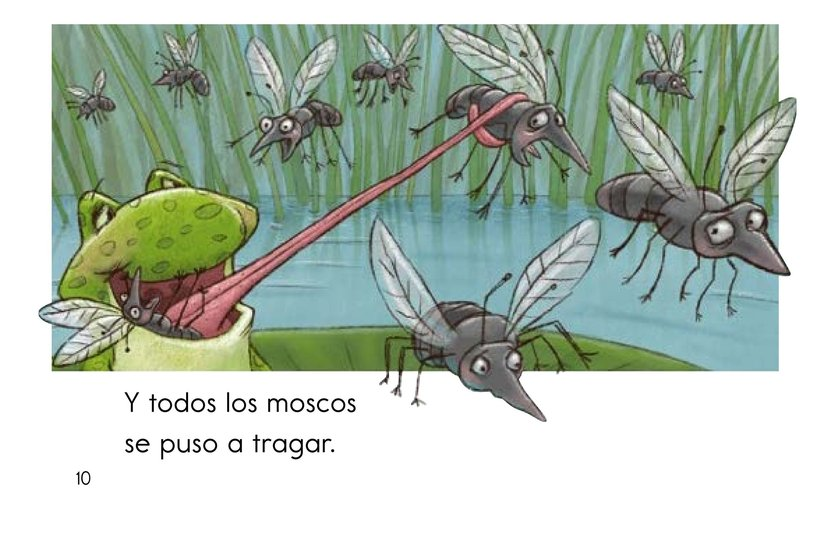 Book Preview For El sapo Page 10