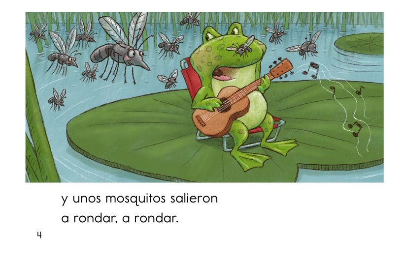 Book Preview For El sapo Page 4
